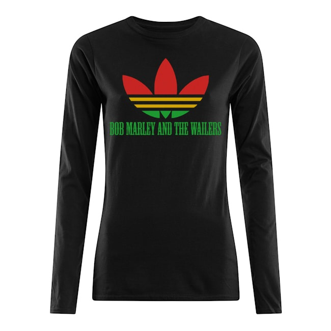 Official Adidas Bob Marley And The Wailers long sleeve