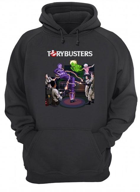 Official Torybusters hoodie