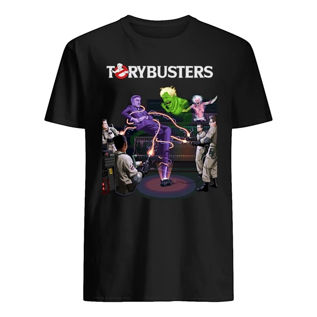 Official Torybusters shirt
