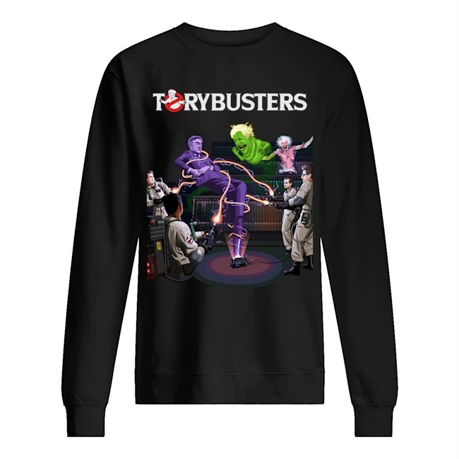 Official Torybusters sweater