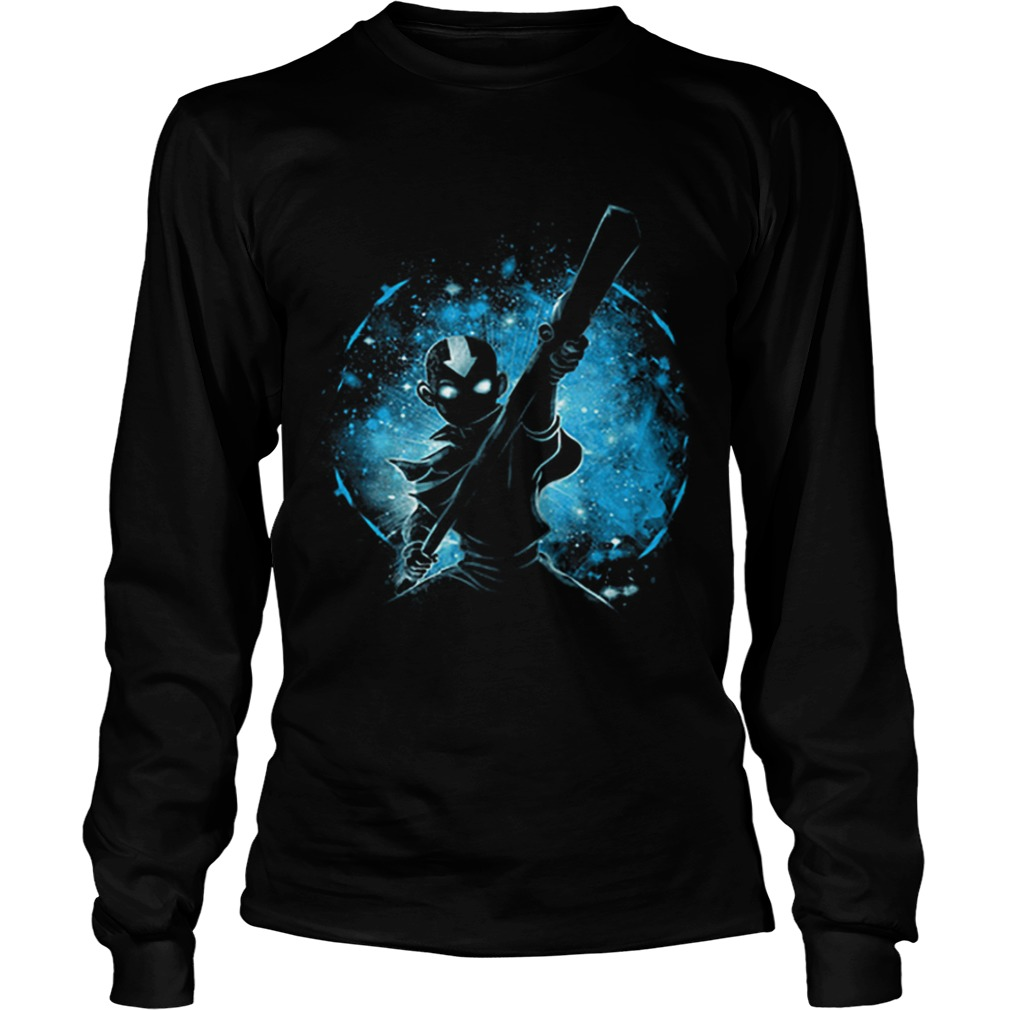 Aang Space Avatar Galaxy  LongSleeve