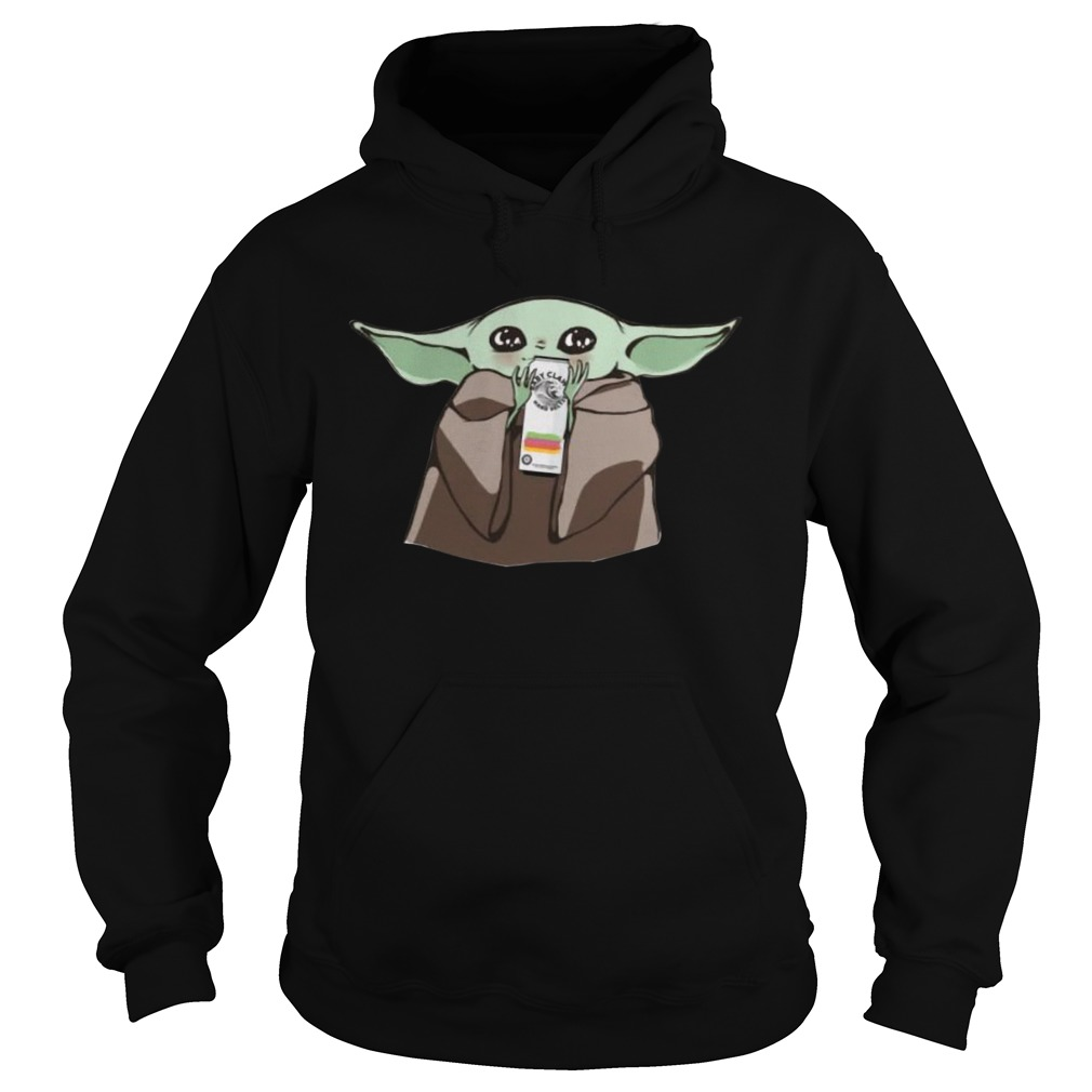 Baby Yoda Baby Claw  Hoodie