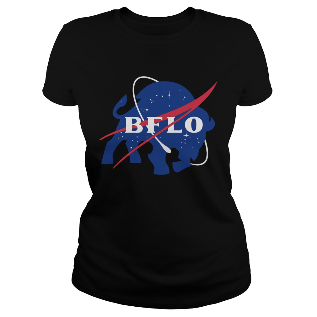 BFLO Buffalo Out of This World  Classic Ladies