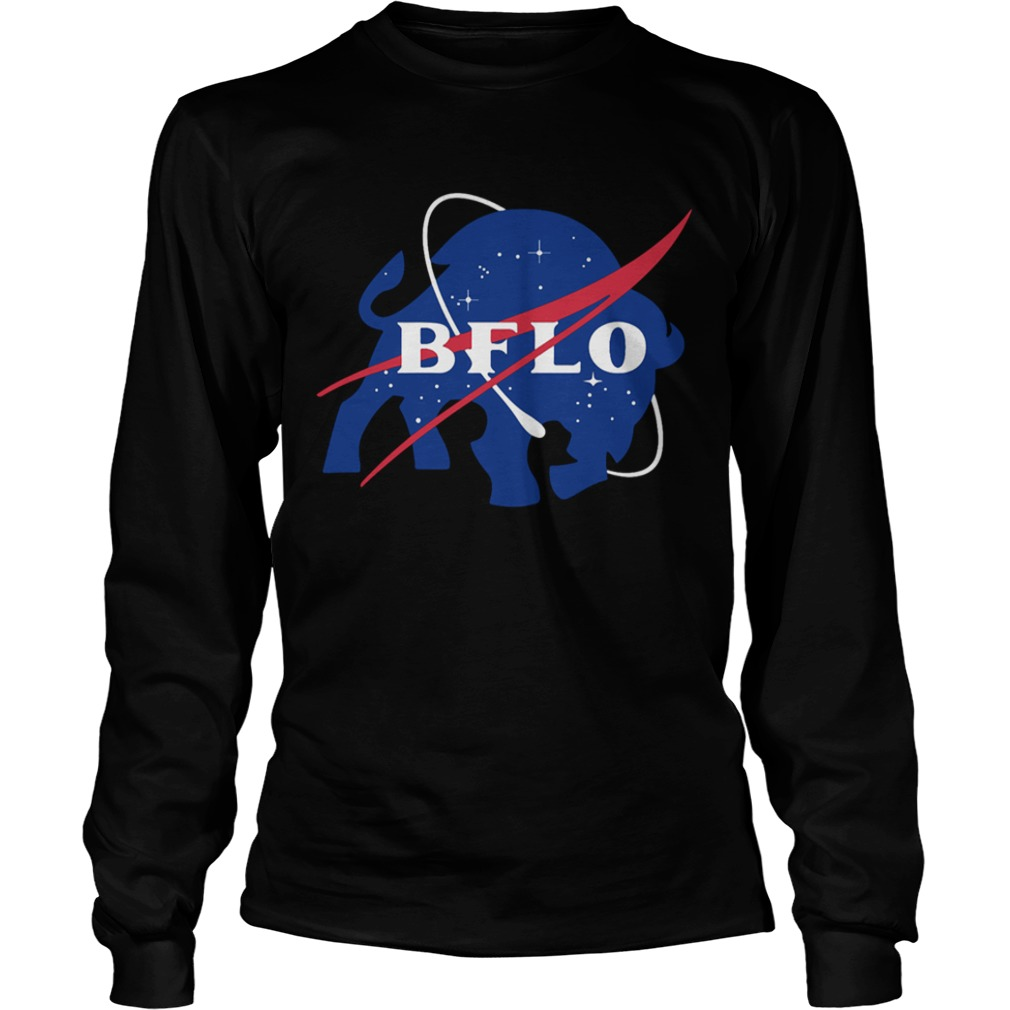BFLO Buffalo Out of This World  LongSleeve