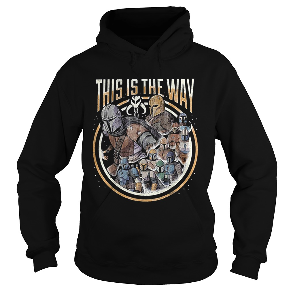Boba Fett this is the way Star Wars  Hoodie