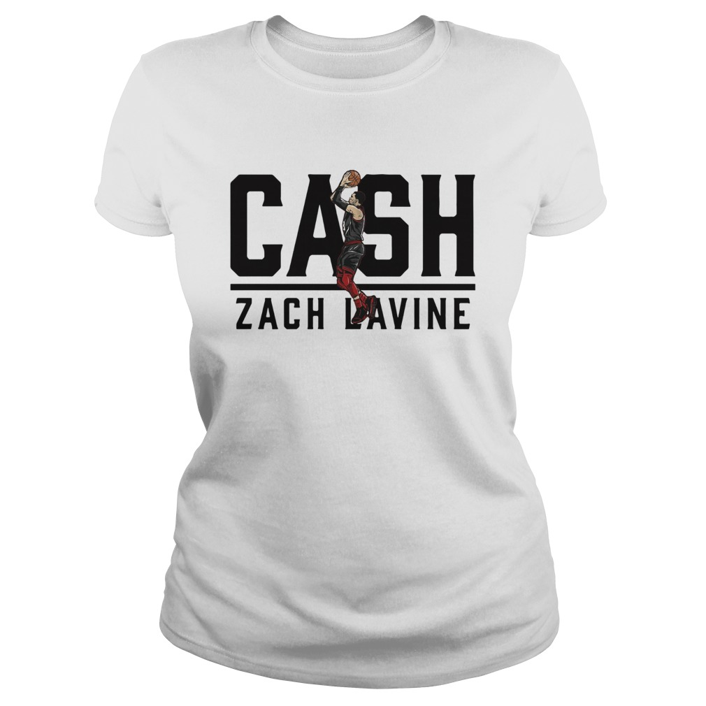 Chicago Cash Zach Lavine  Classic Ladies