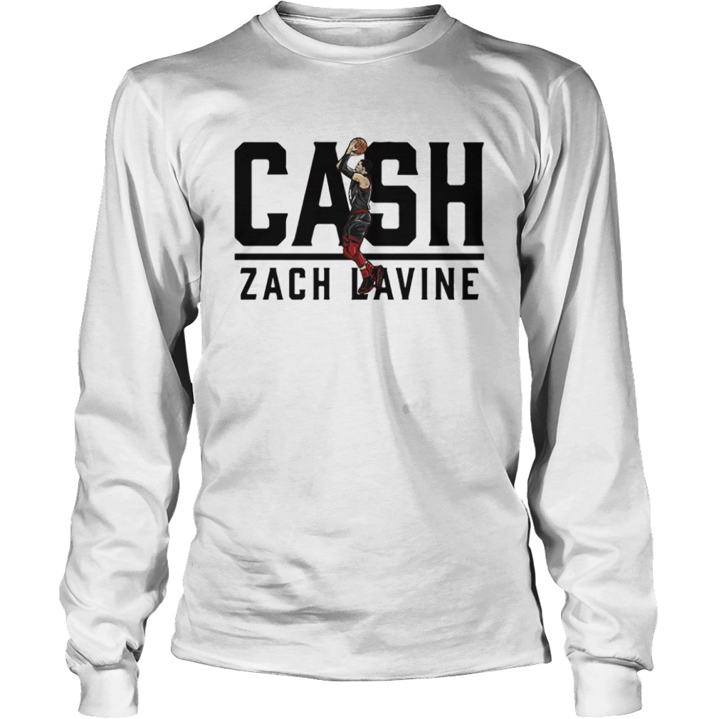 Chicago Cash Zach Lavine  LongSleeve