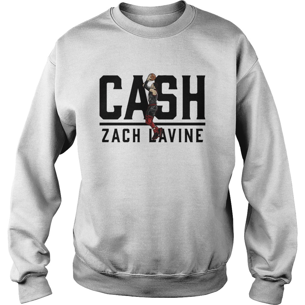 Chicago Cash Zach Lavine  Sweatshirt