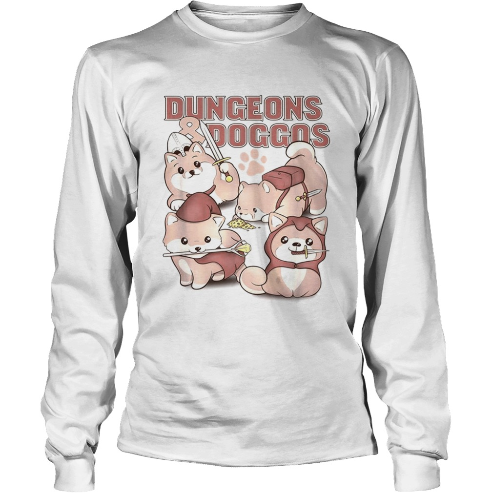 Dungeons and doggos  LongSleeve