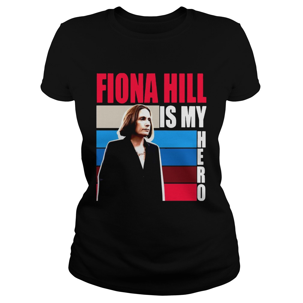 Fiona Hill Is My Hero Be Like Fiona Hill  Classic Ladies