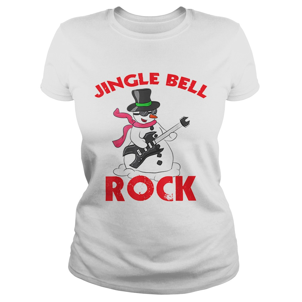 Jingle Bell Rock Christmas  Classic Ladies