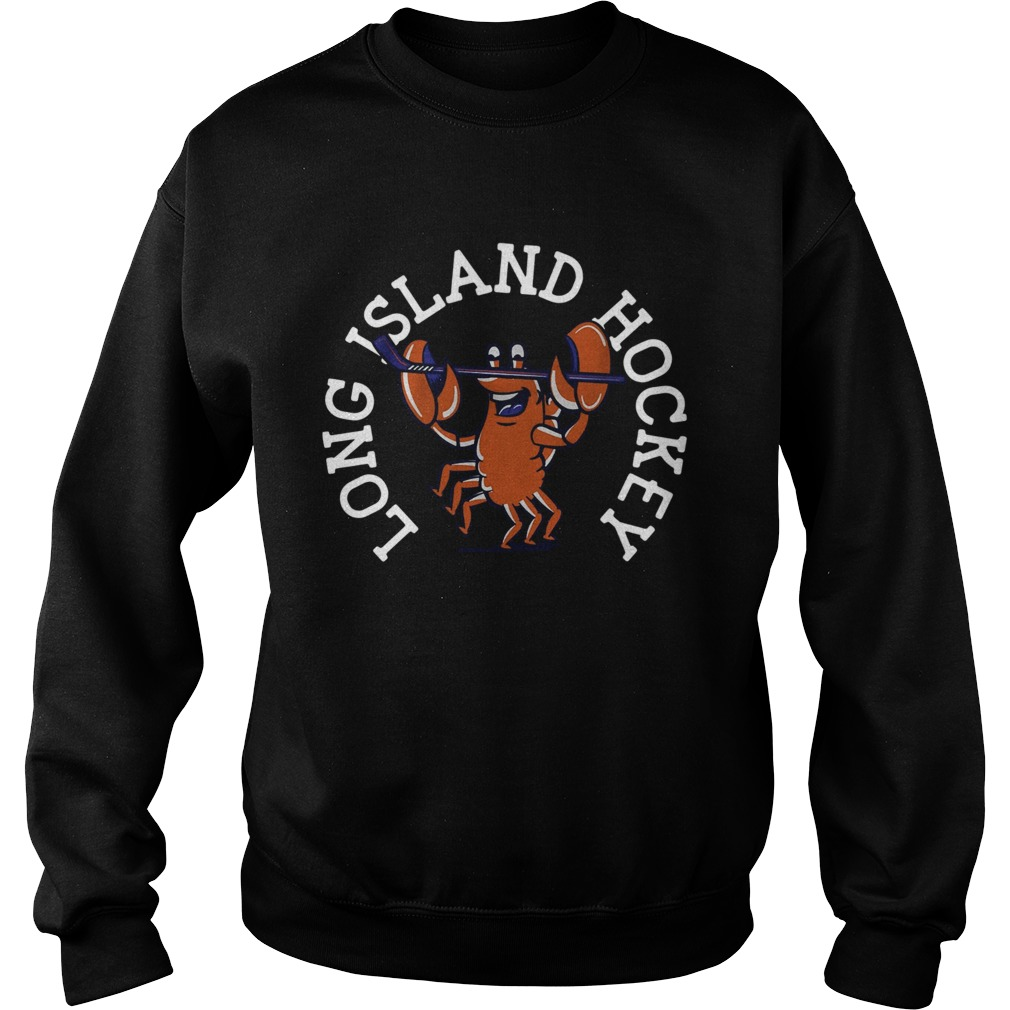Long Island Hockey Lobsters  Sweatshirt