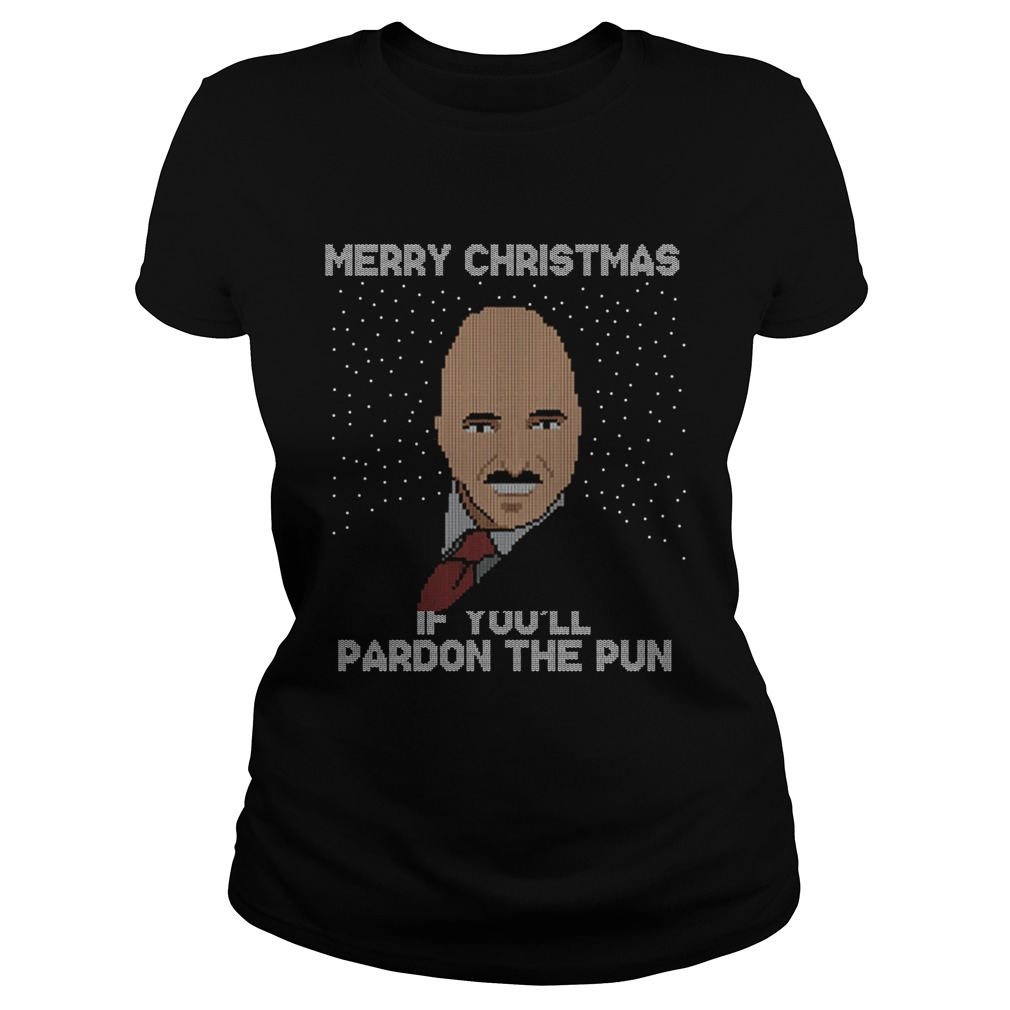 Merry Christmas if youll pardon the pun Christmas  Classic Ladies