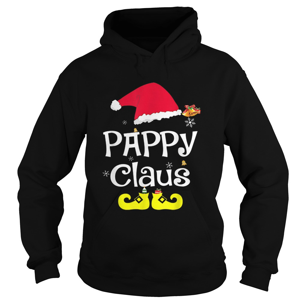 Merry Santa Pappy Claus Christmas Family  Hoodie