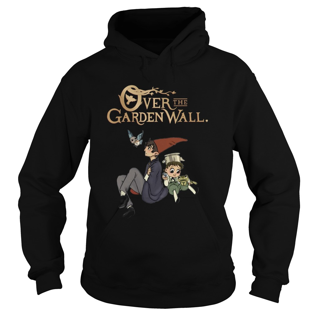 Over The Garden Wall Wirt And Greg  Hoodie