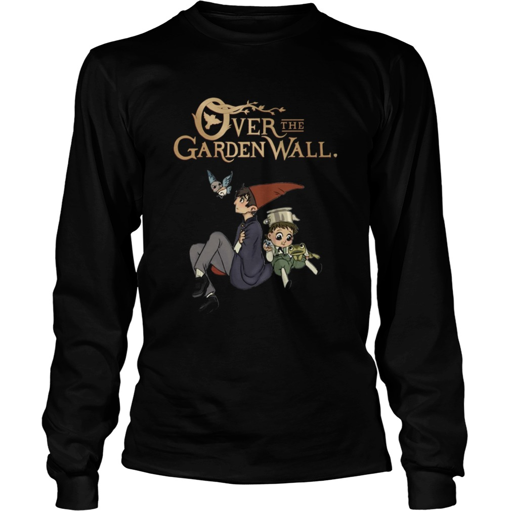 Over The Garden Wall Wirt And Greg  LongSleeve