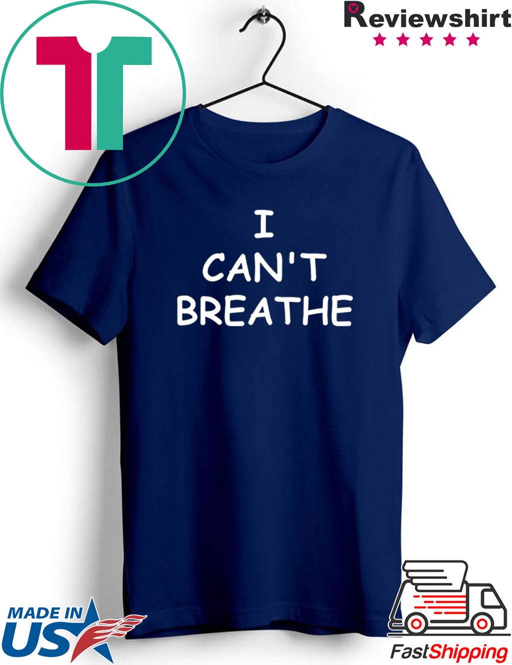 I can't breathe Gift T-Shirts