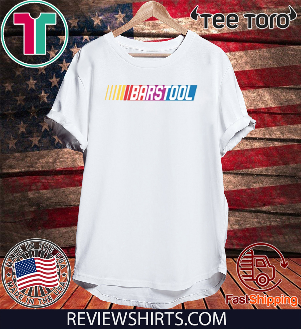 Barstool Sports x NASCAR For T-Shirt