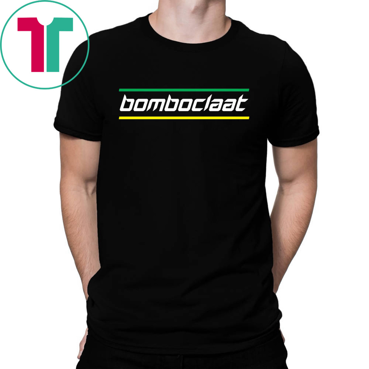 Bomboclaat Meme T-Shirt Jamaican Word