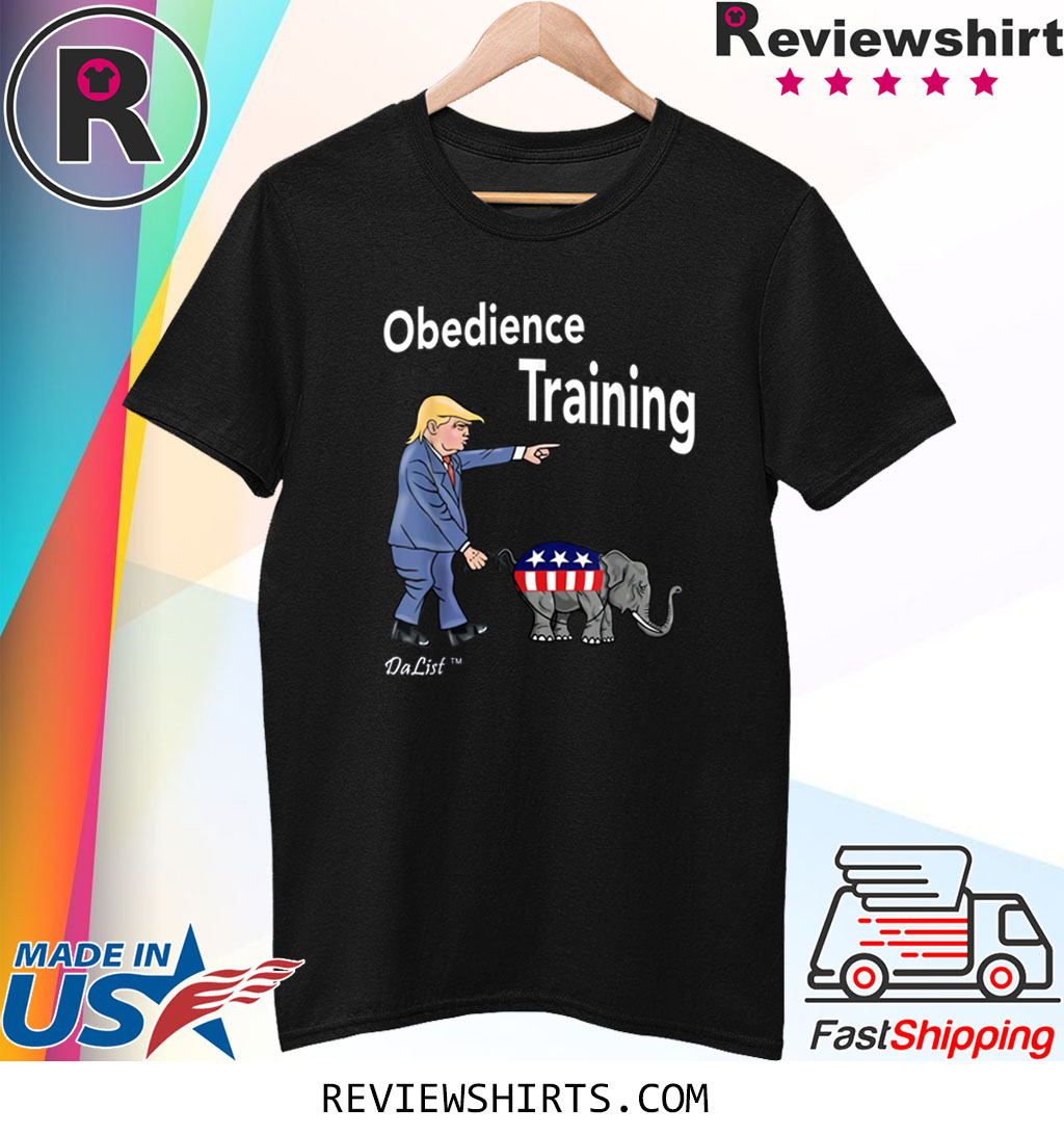 Calling all Republicans Is Trump Treating You Like a Dog Tee Shirt
