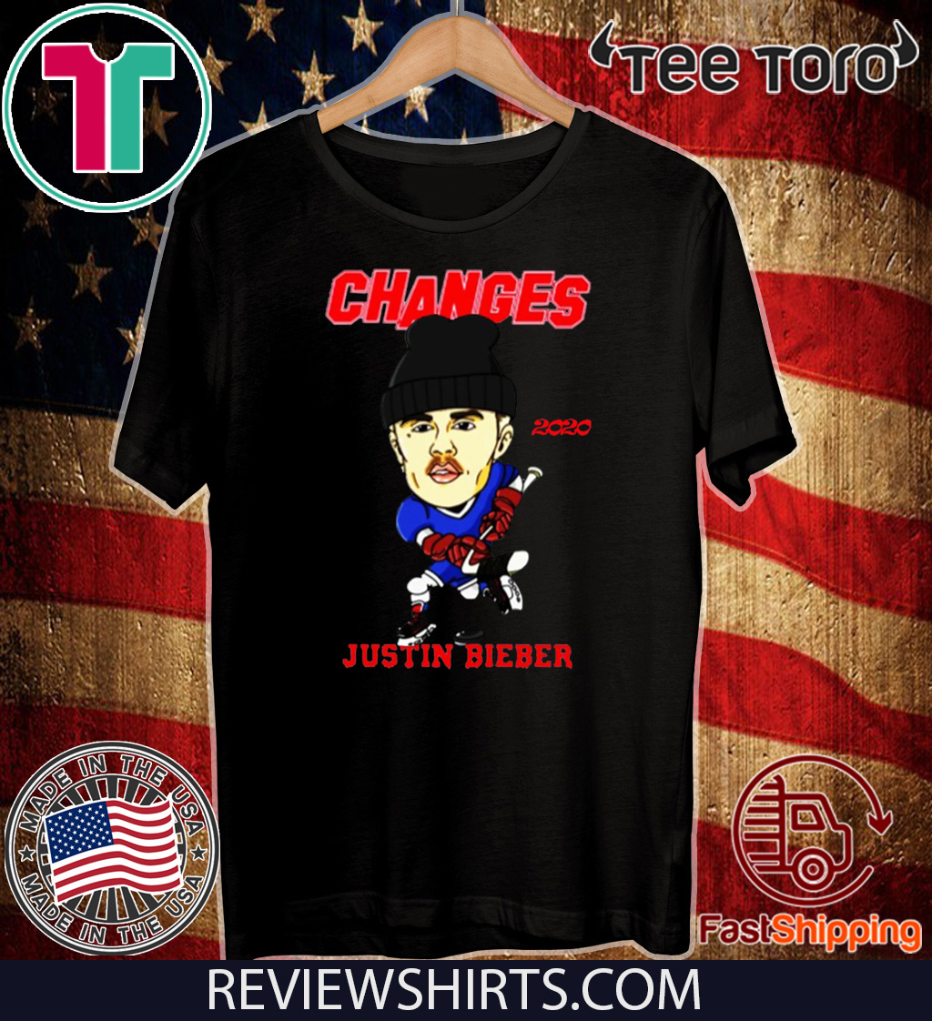 Changes Hockey Unisex T-Shirt