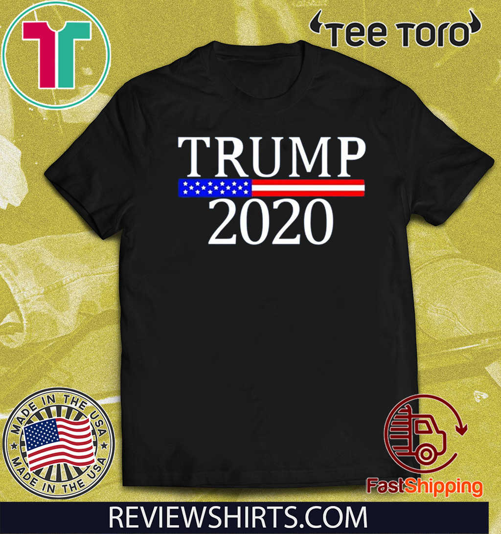 Donald Trump for President 2020 Election Tee Shirt