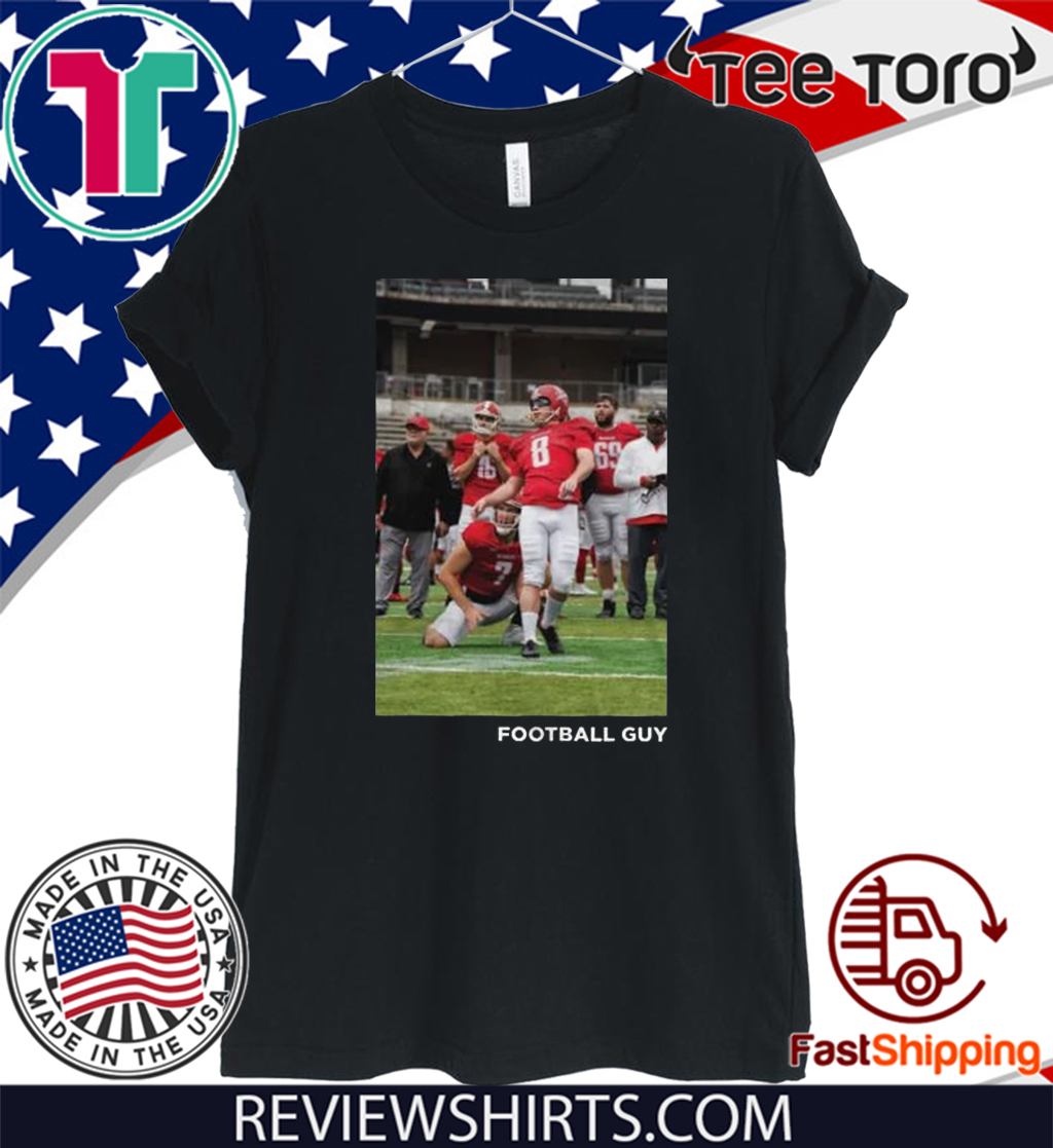 FOOTBALL GUY SHIRT OF THE MONTH CLUB FOR T-SHIRT