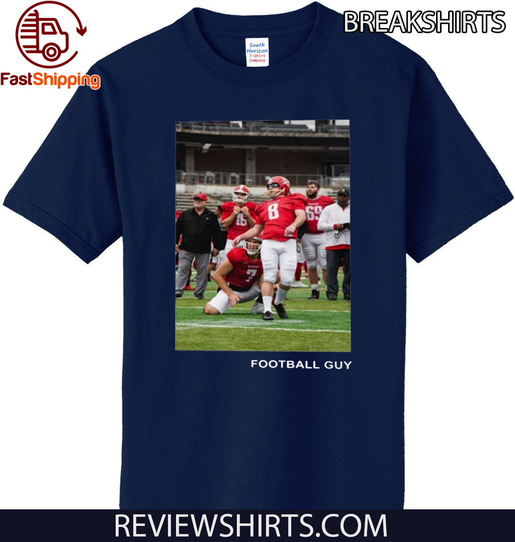 Football Guy PFT Commenter XFL 2020 T-Shirt