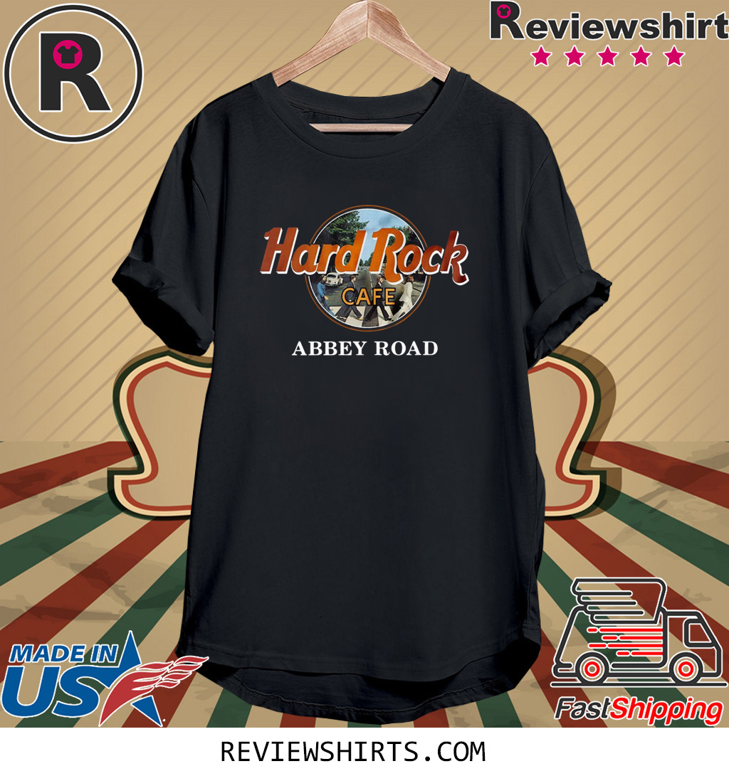 Hard Rock Cafe Abbey Road T-Shirt