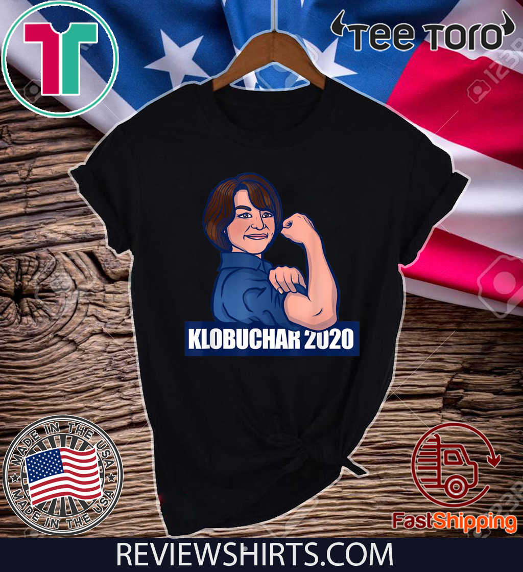 Klobuchar 2020 Amy Klobuchar 2020 For T-Shirt
