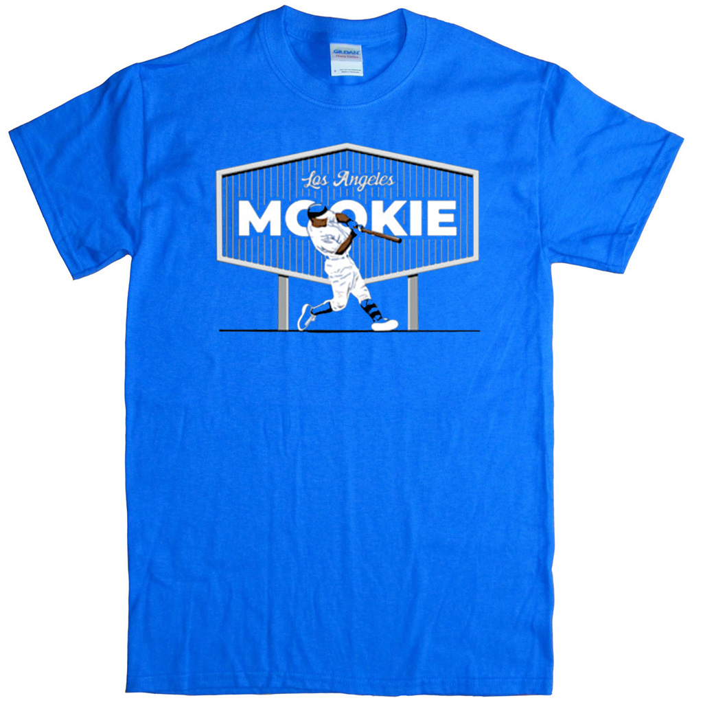 Mookie Betts L.A. MOOKIE For T-Shirt