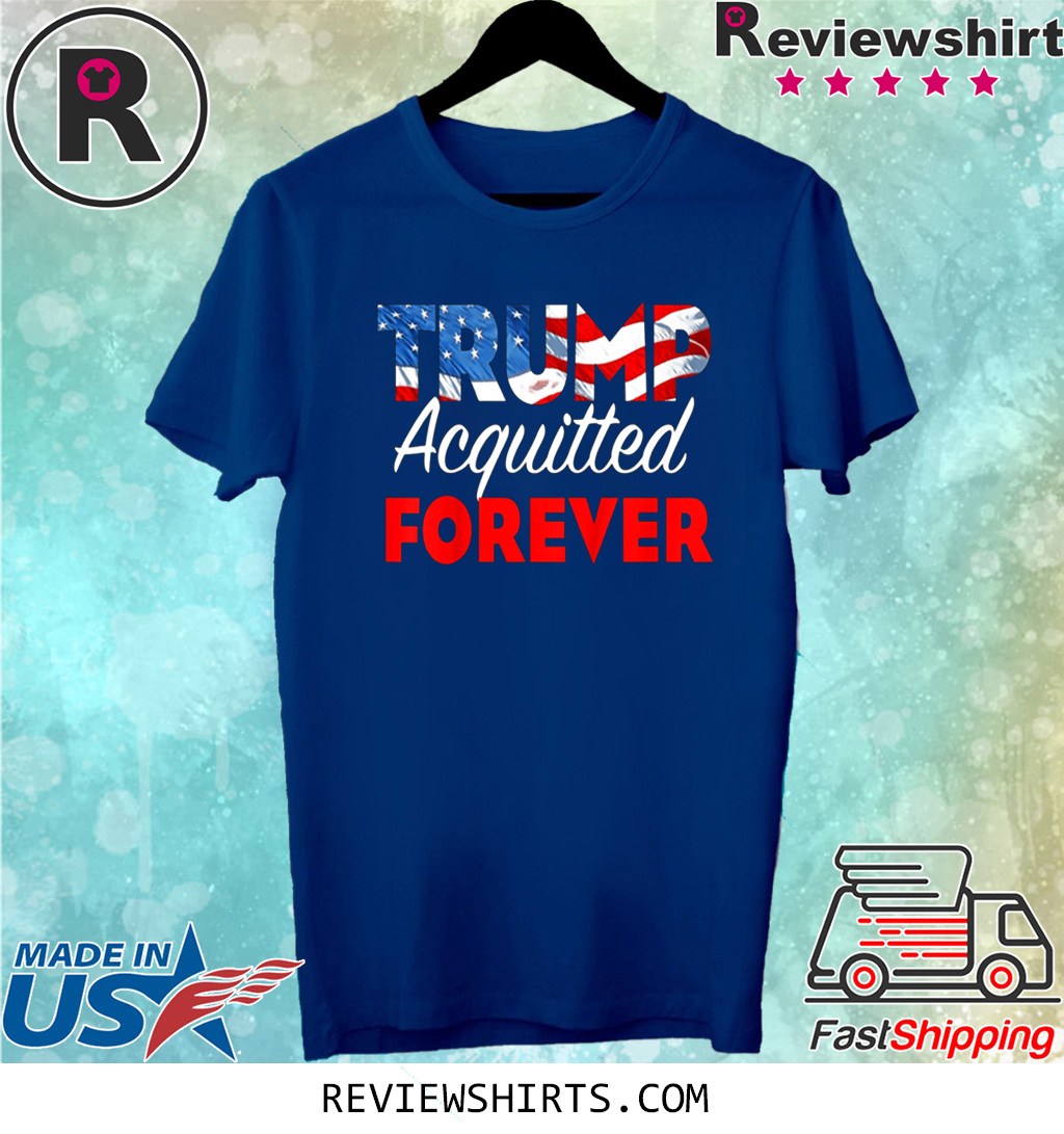 Donald Trump Acquitted 2020 Shirt