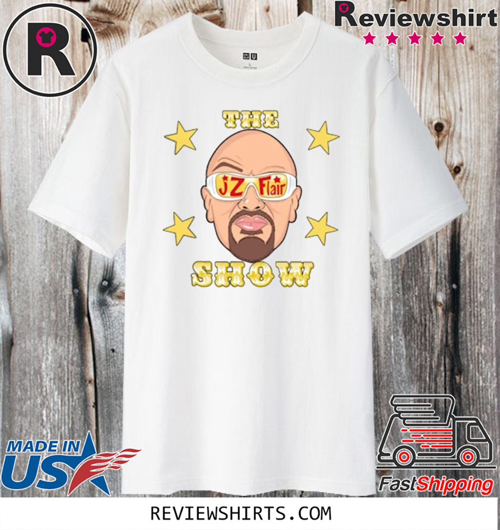 THE JZ FLAIR SHOW SHIRT T-SHIRT