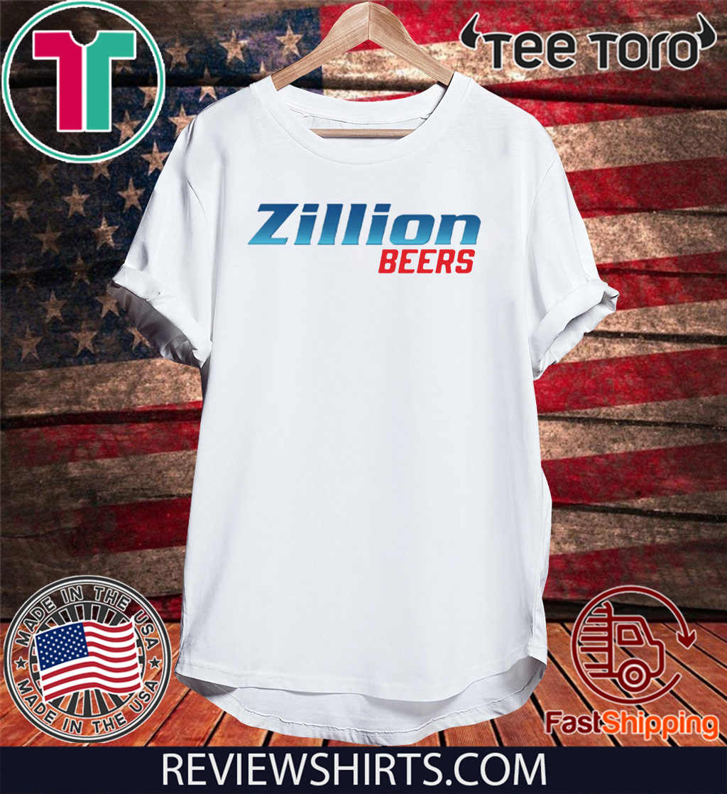 Zillion Beers NL Original T-Shirt