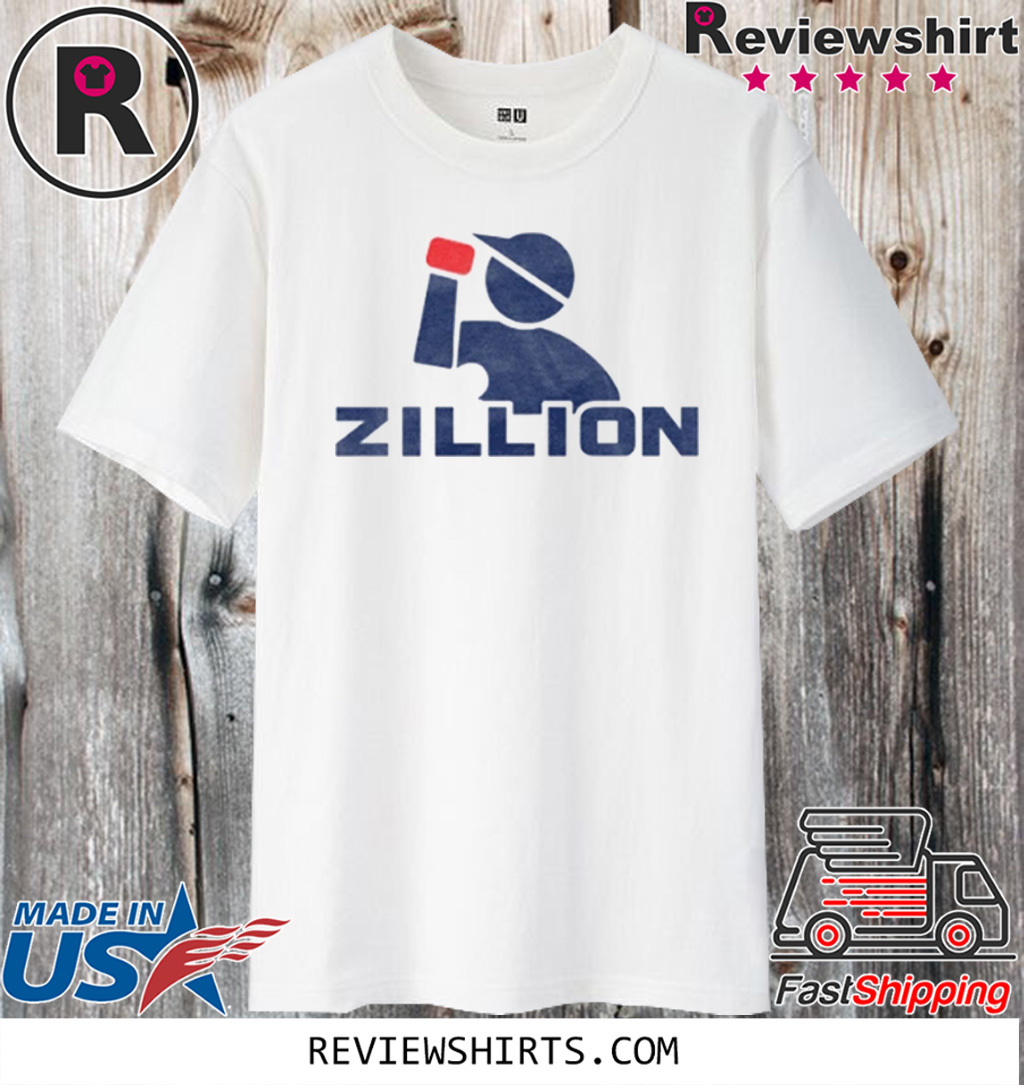 Zillion Beers Sox Hot T-Shirt