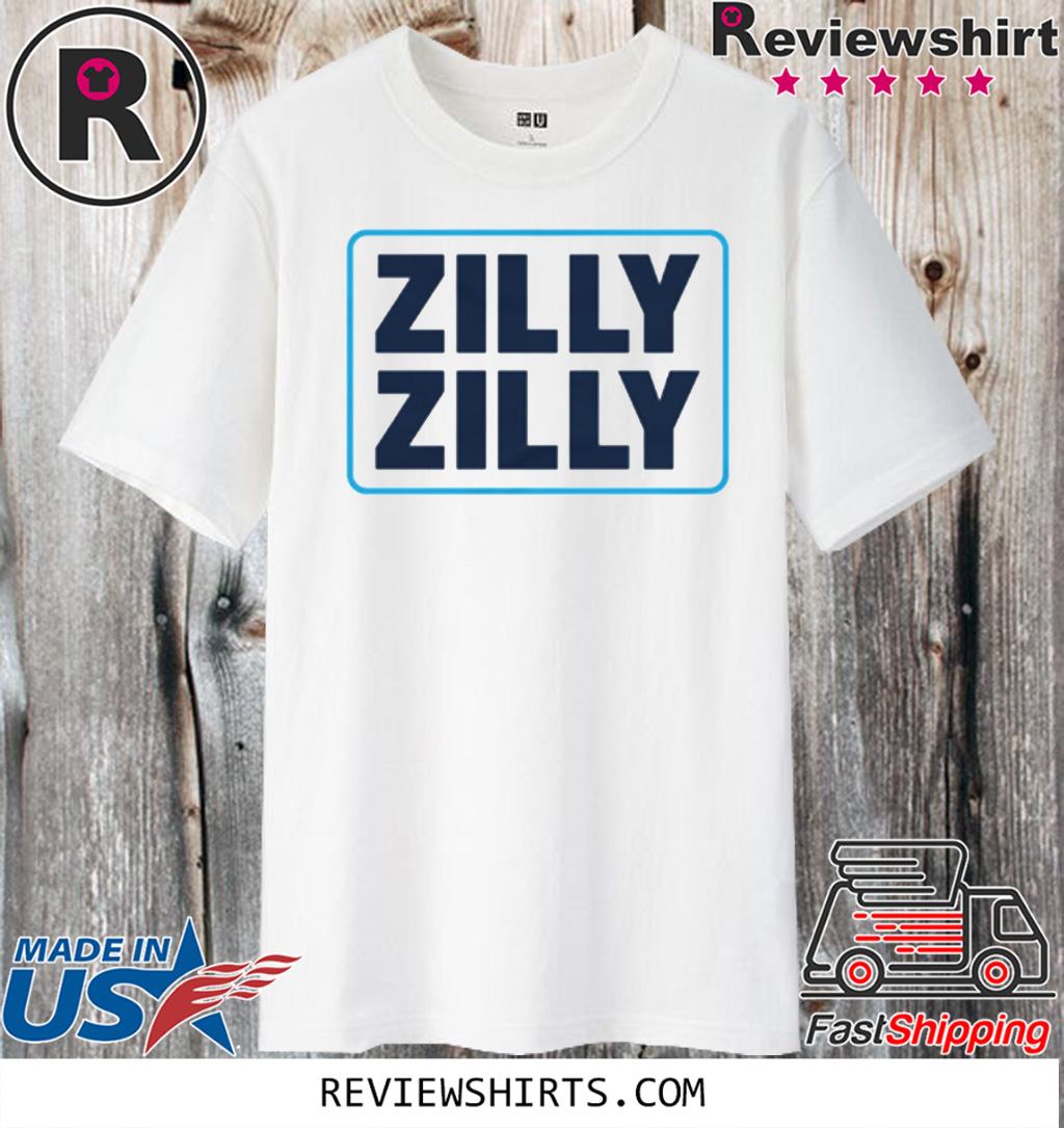 Zillion Beers Zilly Zilly For T-Shirt