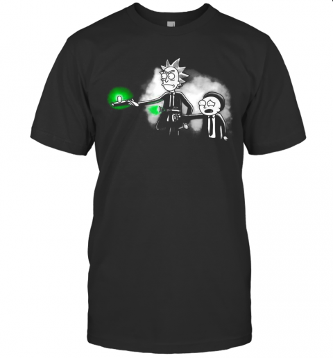 Rick And Morty Mib T-Shirt Classic Men's T-shirt